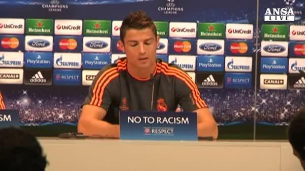 Ronaldo: Real-Barcellona? Tutto normale