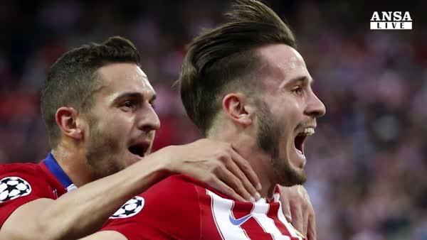 Champions: Atletico Madrid-Bayern Monaco 1-0