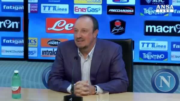 Napoli, Benitez richiama all'unita'