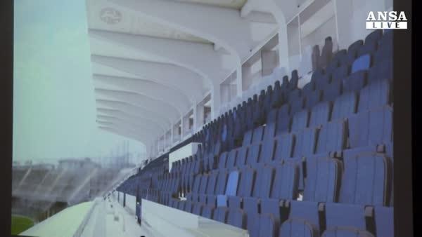 Ecco il nuovo stadio dell'Atalanta