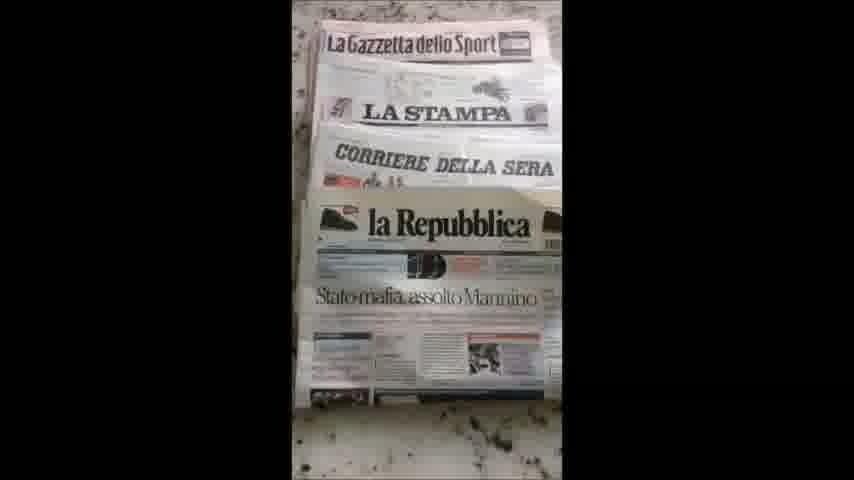 Rassegna stampa Periscope 5 novembre