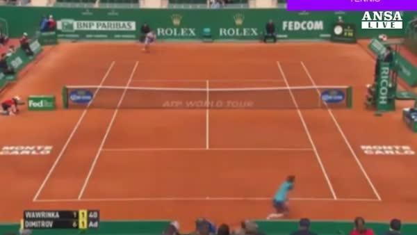 Tennis: agli ATP di Montecarlo perdono i favoriti
