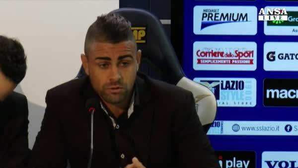 Mauricio: 'Lazio per me un sogno'