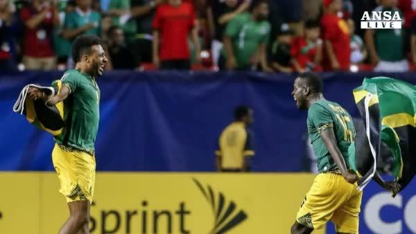 Gold Cup: sorpresa Giamaica, Usa ko