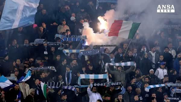 Lazio forza tre, travolta l'Atalanta
