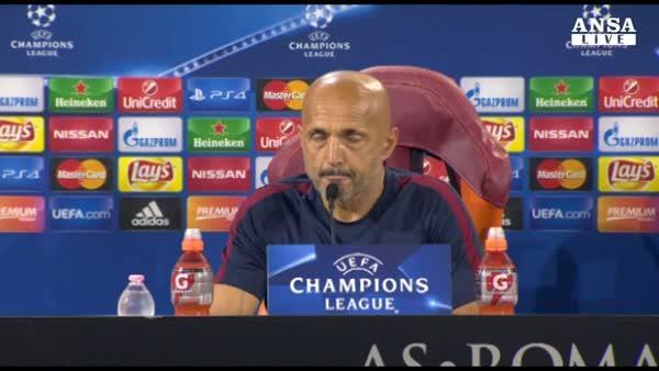 Spalletti:  con il Porto gioca la squadra migliore ''