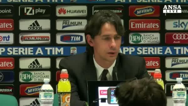Il Milan e Inzaghi respirano