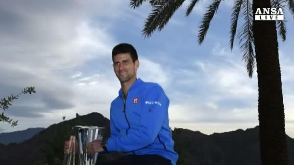 Indian Wells, Djokovic e Halep superstar