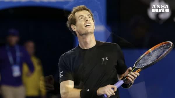 Tennis: Nadal eliminato in Australia